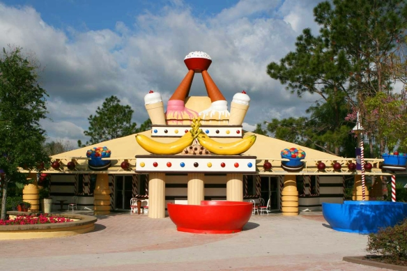 GKTW Ice Cream Shop II
