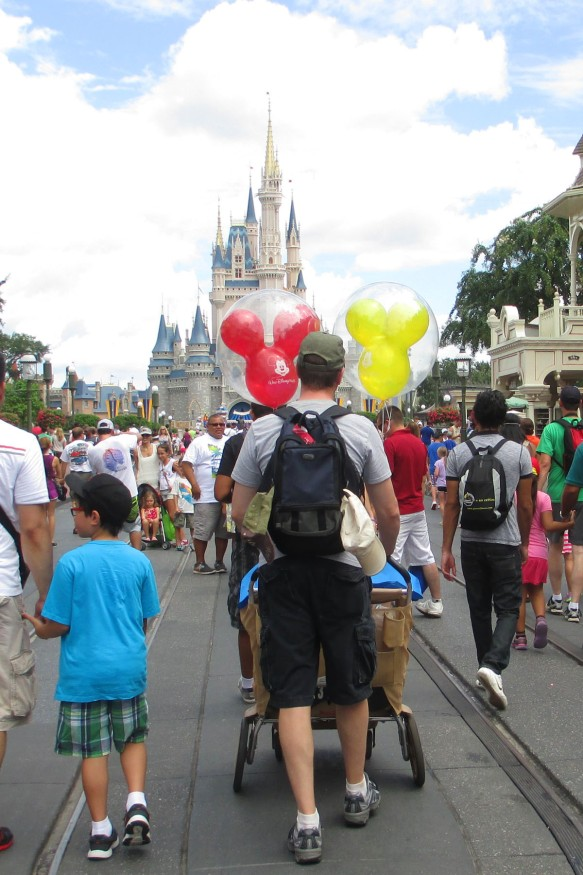 Magic Kingdom Four